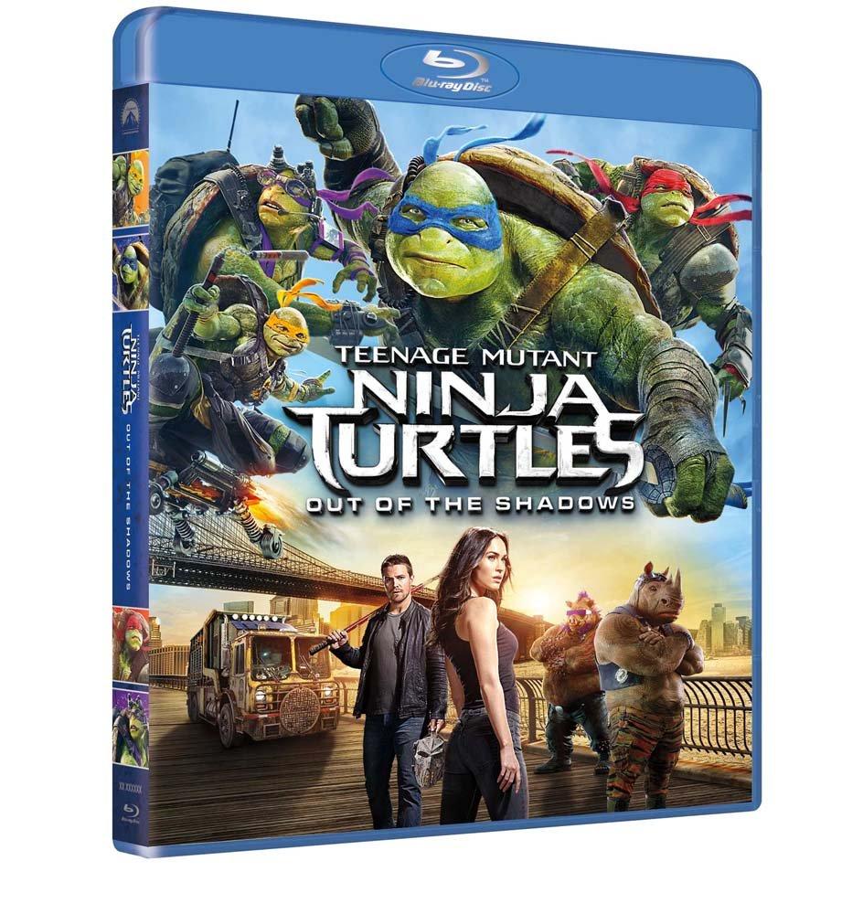 Tartarughe Ninja 2: Fuori dallOmbra Blu-Ray Italia Blu-ray ...