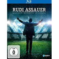 Rudi Assauer - Macher. Mensch. Legende [Blu-ray]
