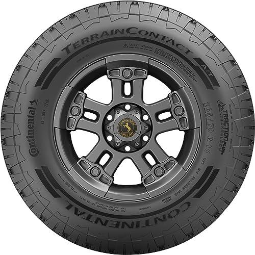 Continental TerrainContact A/T All-Season Radial Tire-275/60R20 115S