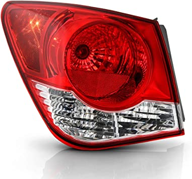TYC 11-6357-00-1 Chevrolet Cruze Replacement Tail Lamp