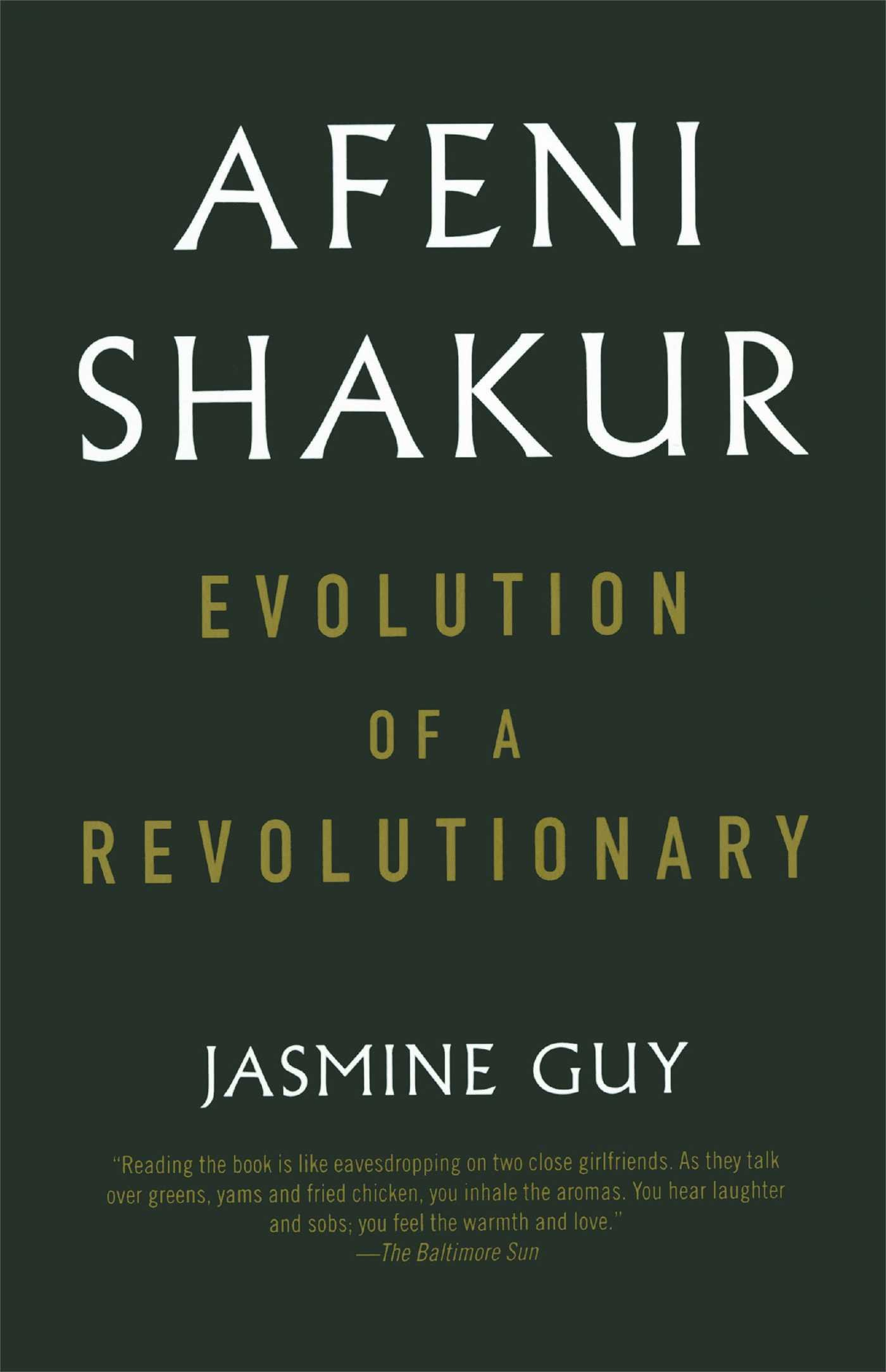 Afeni Shakur : Evolution Of A Revolutionary: Jasmine Guy: 9780743470544:  Amazon: Books