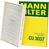 Mann-Filter CU 3037 Filtro, Aire Habitáculo