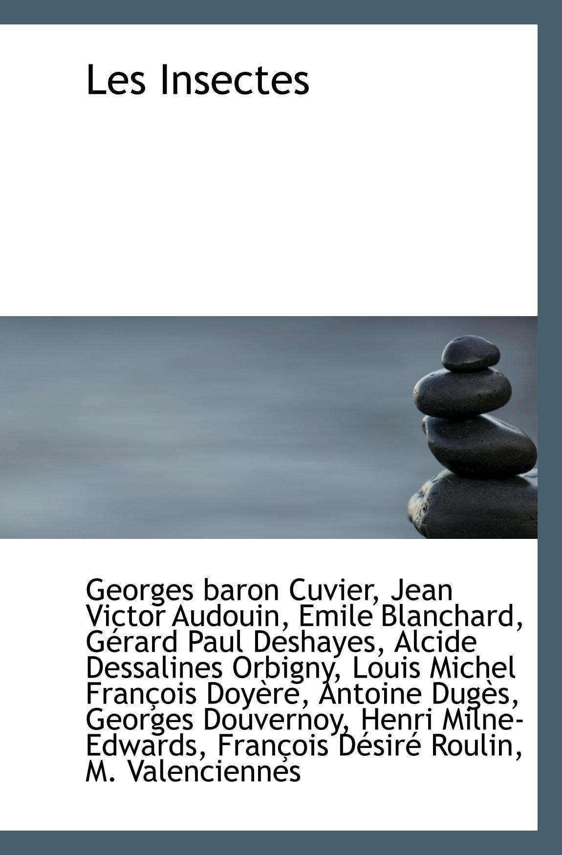 Les Insectes pdf