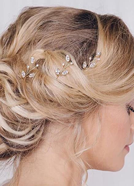 vaste sélection obtenir de nouveaux les ventes en gros Simsly - Pinces à cheveux de mariage - accessoires pour ...