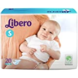 Libero Small Size Diapers (20 Counts)