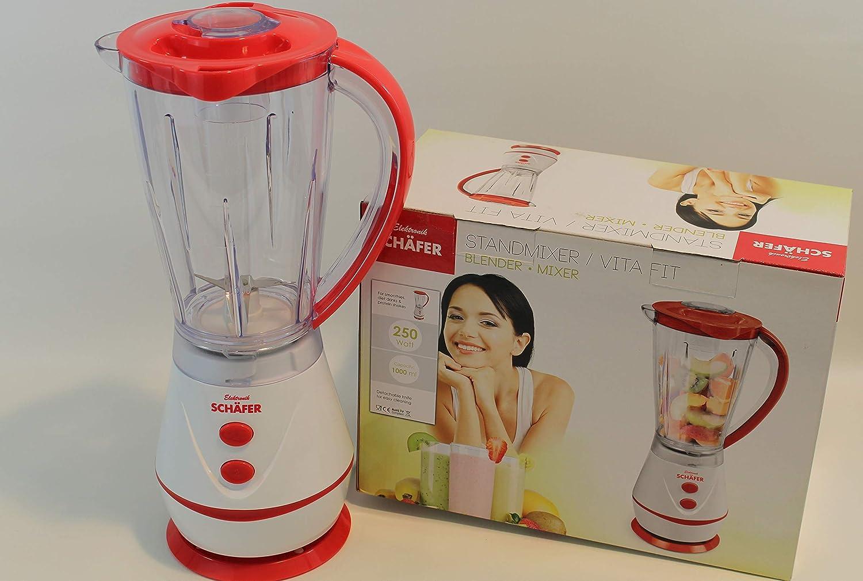 Licuadora de 1 litro de capacidad para batidos, bebidas dietéticas ...