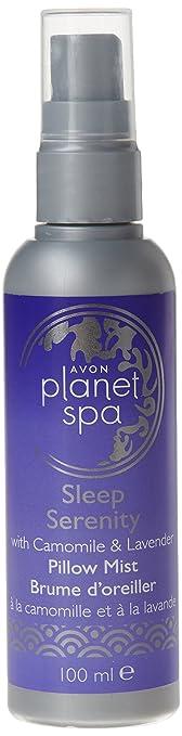 4 opinioni per Avon- Planet Spa Sleep Serenity, Spray per cuscino alla camomilla e lavanda,