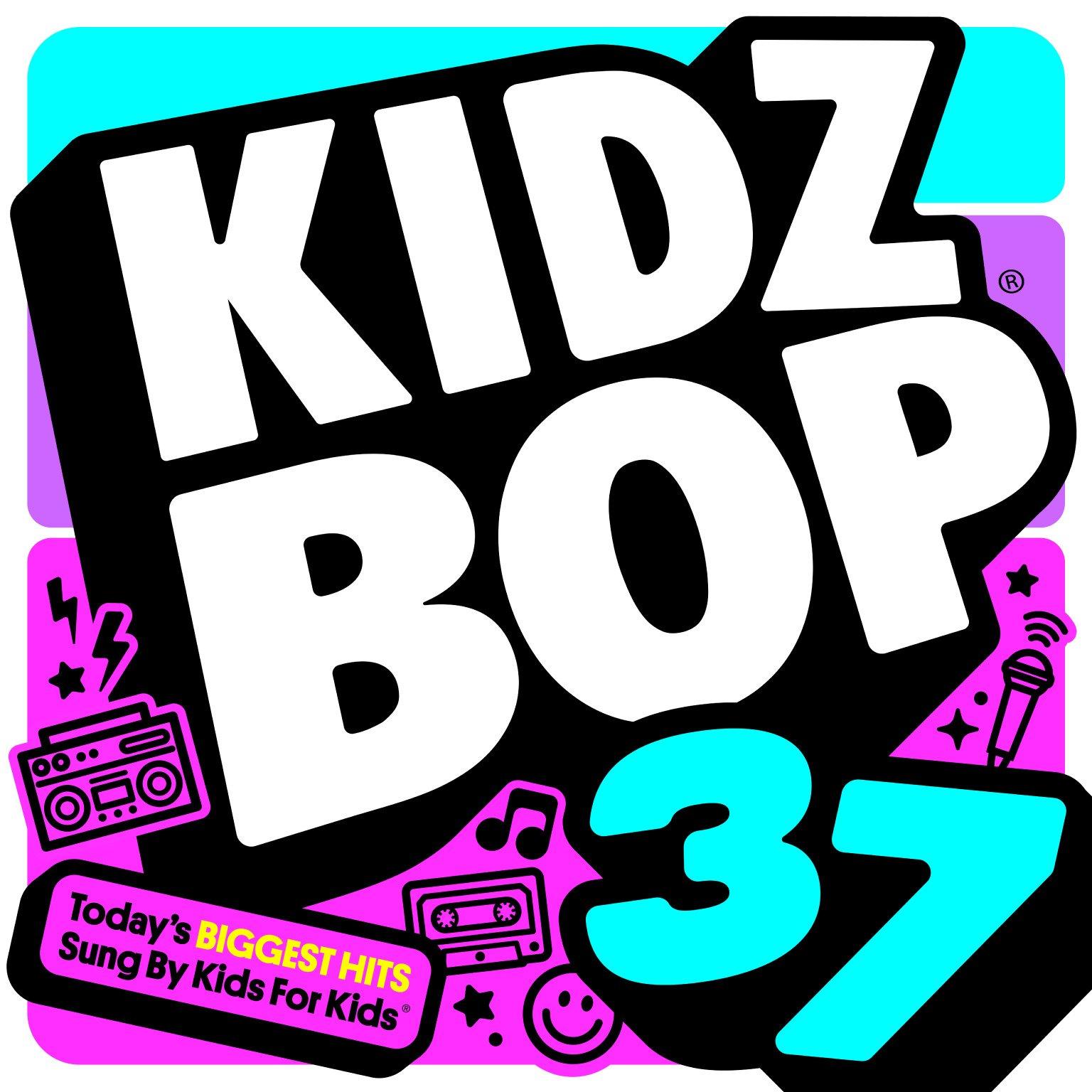 KIDZ BOP 37 by Razor & Tie
