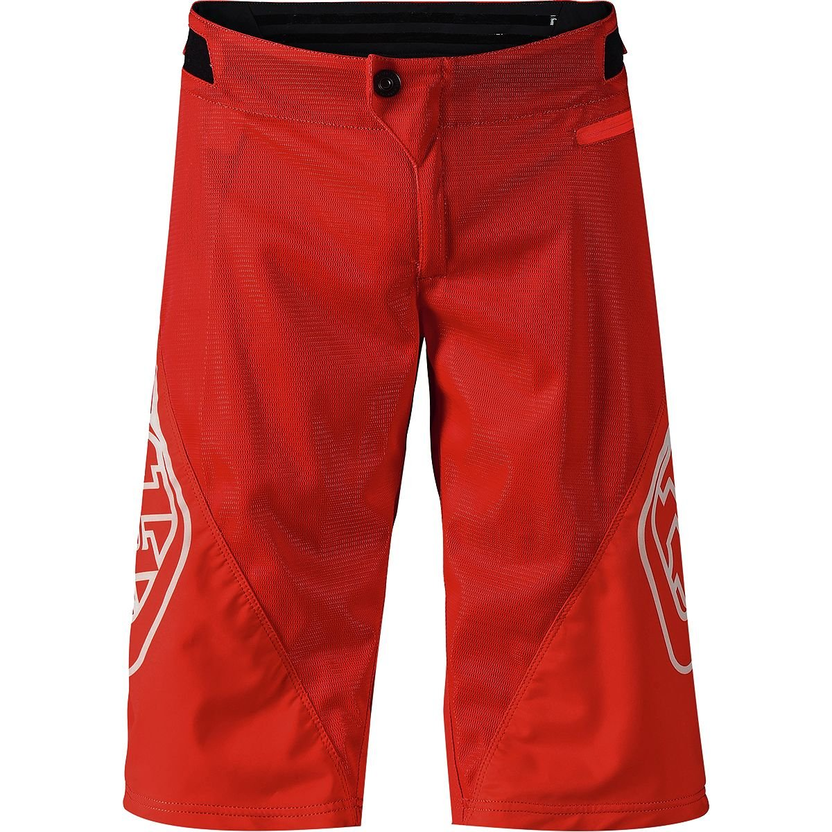Troy Lee Designs Sprint Shorts - Boys' Red, 18 by Troy Lee Designs