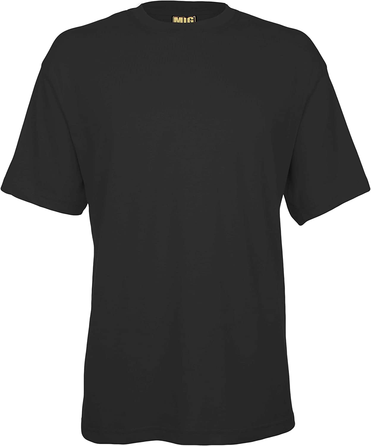 Mens Breathable T Shirts By MIG WORK CASUAL SPORTS LEISURE