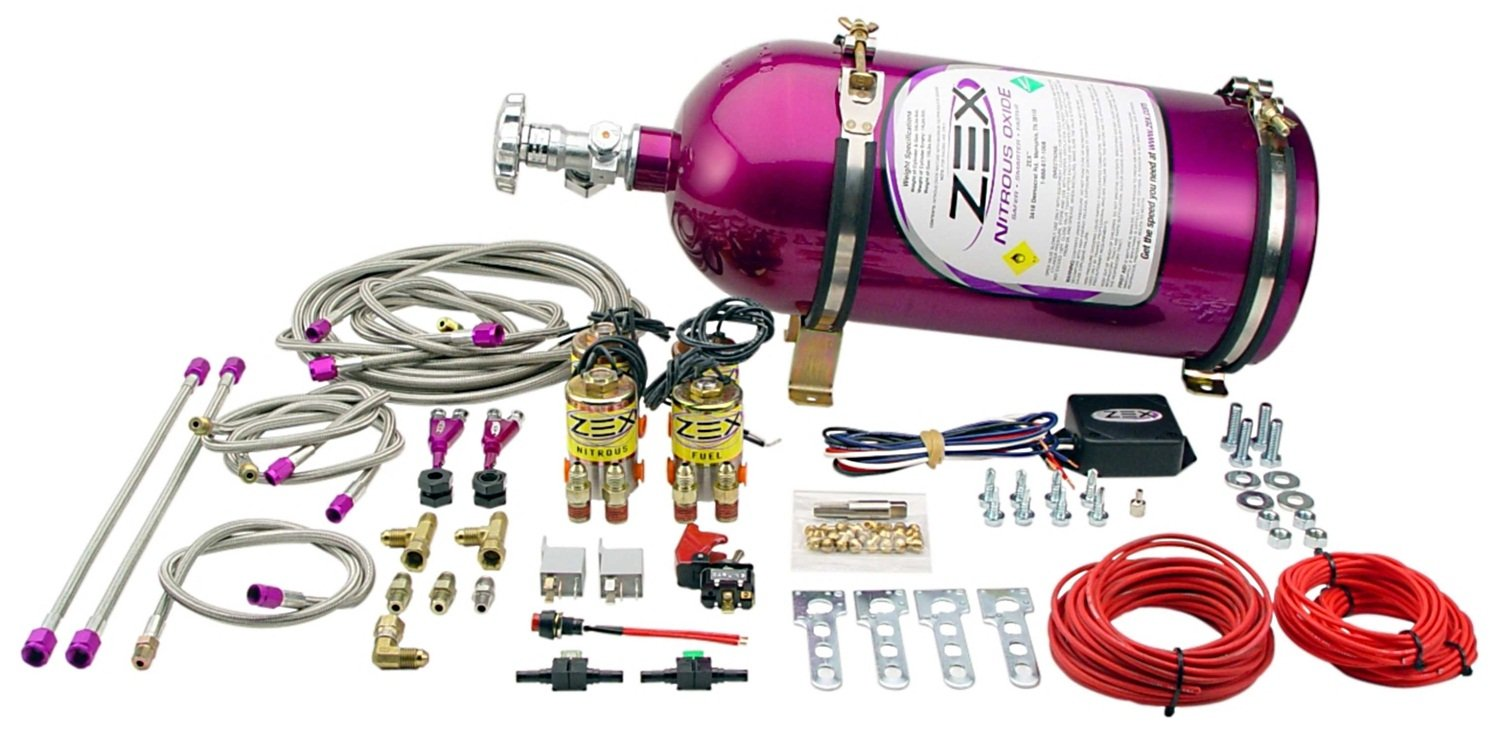 COMP Cams 82065 Nitrous System (Dual Stage Efi)