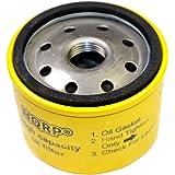 696854 Replacement Coaster Series 7//Series 8 40R5 40R6 40N7 40N8 44N5 44N6 HQRP Oil Filter for Briggs /& Stratton Intek Series V-Twin Engines 20-21 gross HP