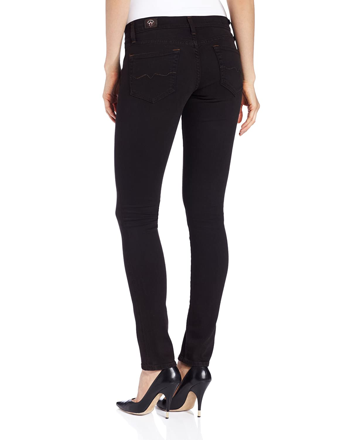 10ad6482 Red Engine Women's Cayenne Skinny Jean, Espresso, 24 at Amazon Women's Jeans  store