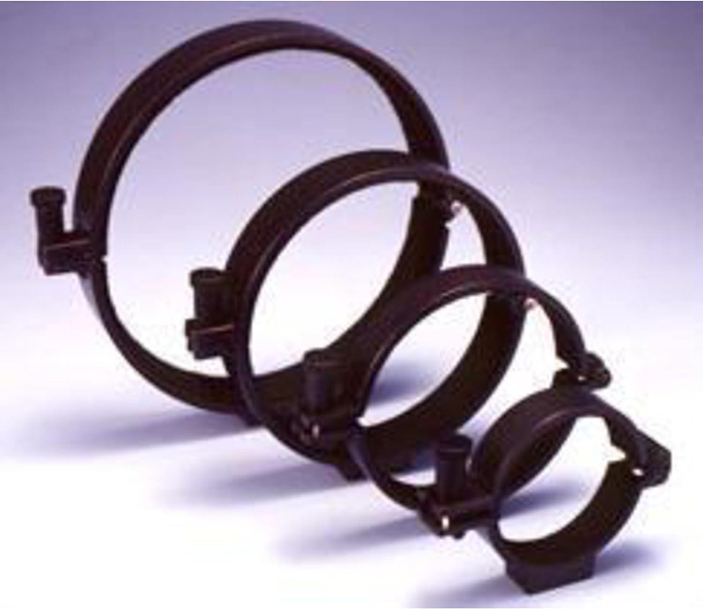 90mm TS-Optics Rohrschellen f/ür Optiken mit D
