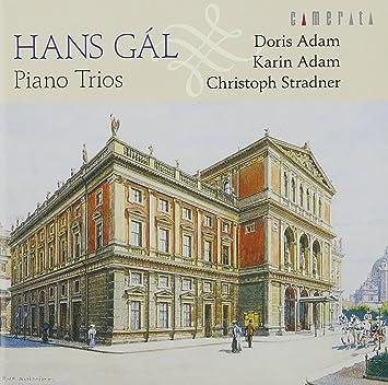 Amazon | ハンス・ガル:ピアノ三...