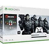Microsoft Xbox One S 1TB Console - Gears 5 Bundle
