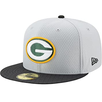 ac5cafbb178 store new era 59fifty cap nfl sideline 2017 green bay packers 8 f4247 247b3