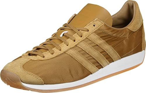 ZAPATILLAS ADIDAS COUNTRY OG MARRON HOMBRE 42 2 3 Amarillo: Amazon.es: Zapatos y complementos