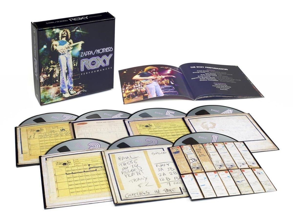 The Roxy Performances [7 CD][Box Set] by Zappa