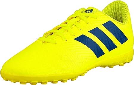 adidas Nemeziz 18.4 TF J, Botas de fútbol Unisex Niños