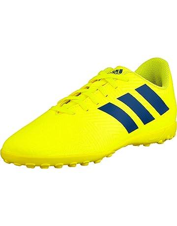 f4991729408 adidas Nemeziz 18.4 TF J, Botas de fútbol Unisex Niños