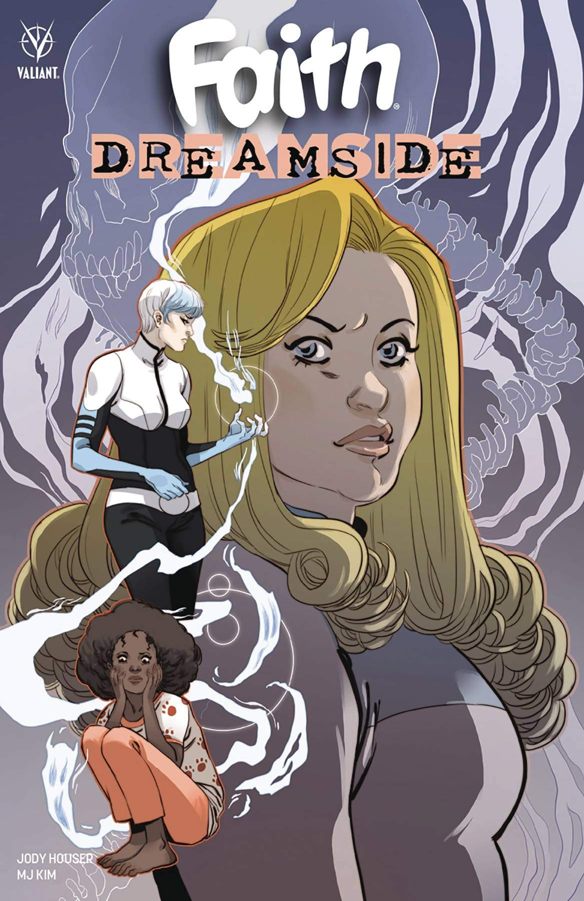 Faith: Dreamside: Amazon.es: Jody Houser, MJ Kim: Libros en ...