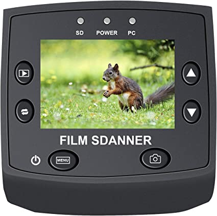 DIGITNOW! Escáner de película para 35mm negativos y diapositivas ...