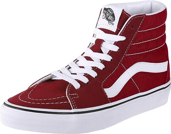 OLD SKOOL Rumba Red True White   Vans FemmeHomme Sneakers