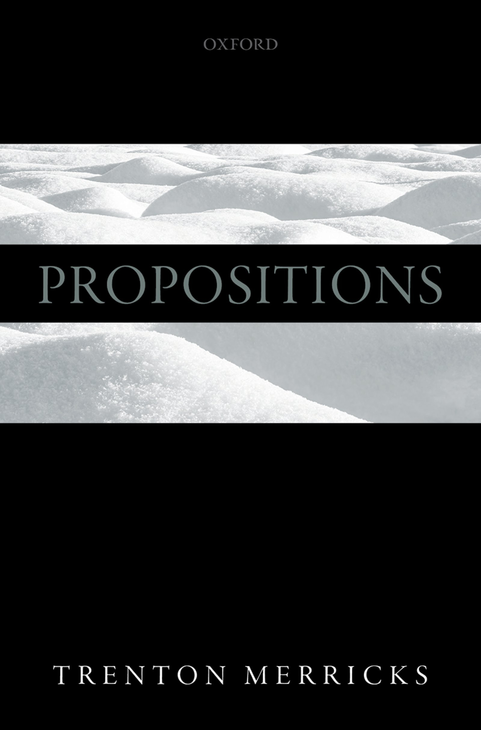 Propositions  English Edition