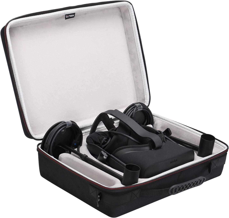4d72a08c86d Amazon.com  LTGEM EVA Hard Case for Oculus Rift + Touch Virtual ...