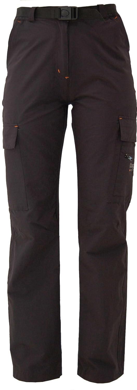 DEPROC active Mujer Pantalones el/ásticos Invierno Pantalones y Pantalones t/érmicos