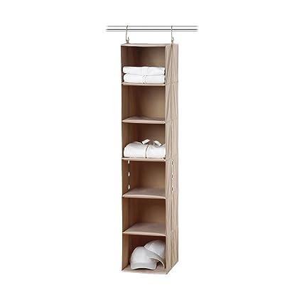 Beau Neatfreak 5612 ST ClosetMAX 6 Shelf Closet Organizer