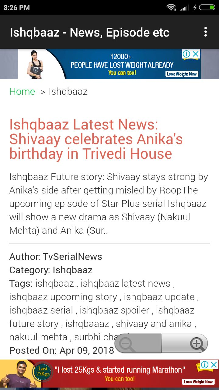 Amazon com: Ishqbaaz: Appstore for Android