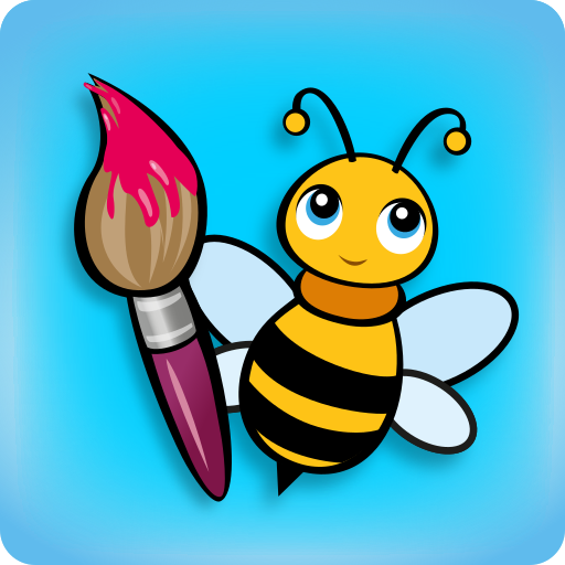 BeeArtist - Dibujos para Niños. Juego de dibujo. uego para Dibujar con el dedo.: Amazon.es: Appstore para Android