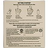 Brita 060258355024 Standard Replacement Water
