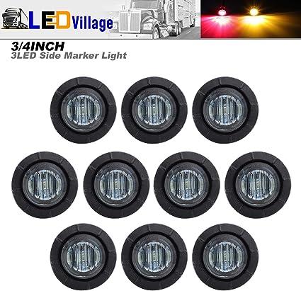 Flush Mount III Full Lens Side Markers