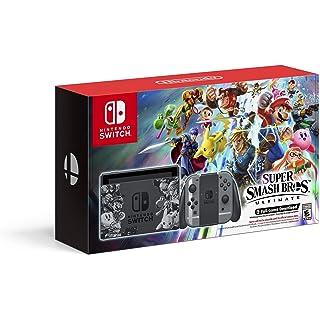 Nintendo Switch Super Smash Bros. Ultimate Edition