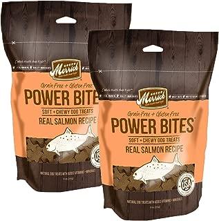 product image for Merrick Grain Free Gluten Free Power Bites Dog Treats, 6 oz