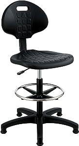 247SHOPATHOME Desk-Chairs, Black