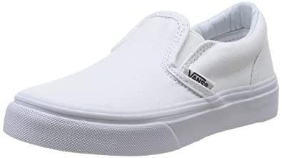 c4416f44a4fae Vans Unisex-Child Boys Classic Slip-ON - K Classic Slip-on Core ...