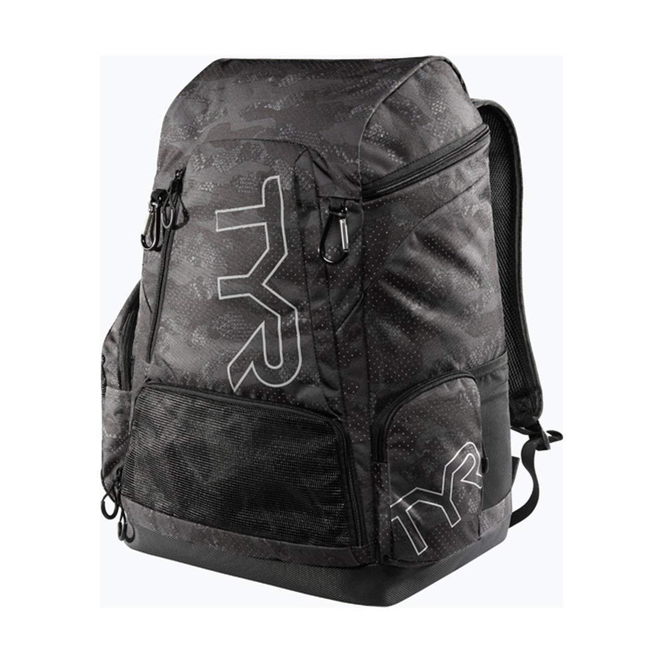 Tyr Camo Print Alliance 45L Backpack Black/Grey
