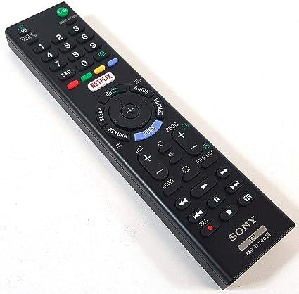 Sony RMT-TX102D / RMTTX102D Mando a distancia original para ...