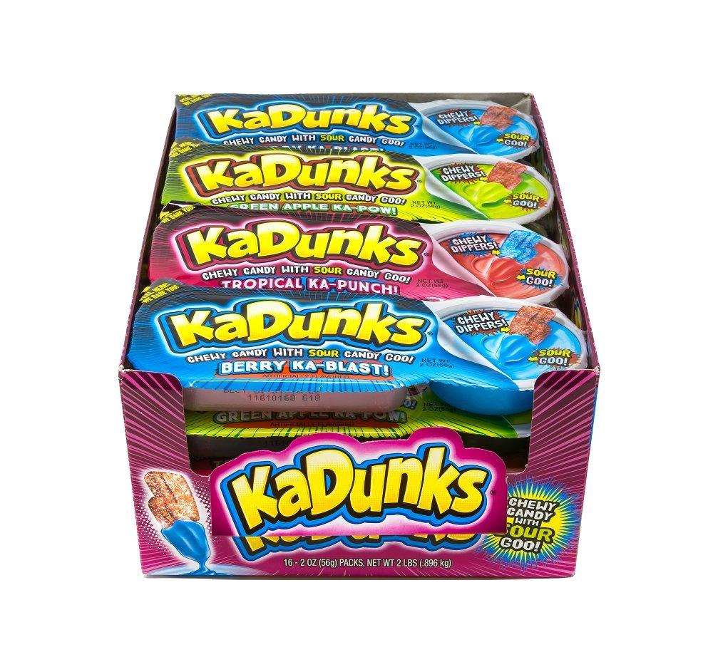 KaDunks 16-2oz packs by Yolo Candy