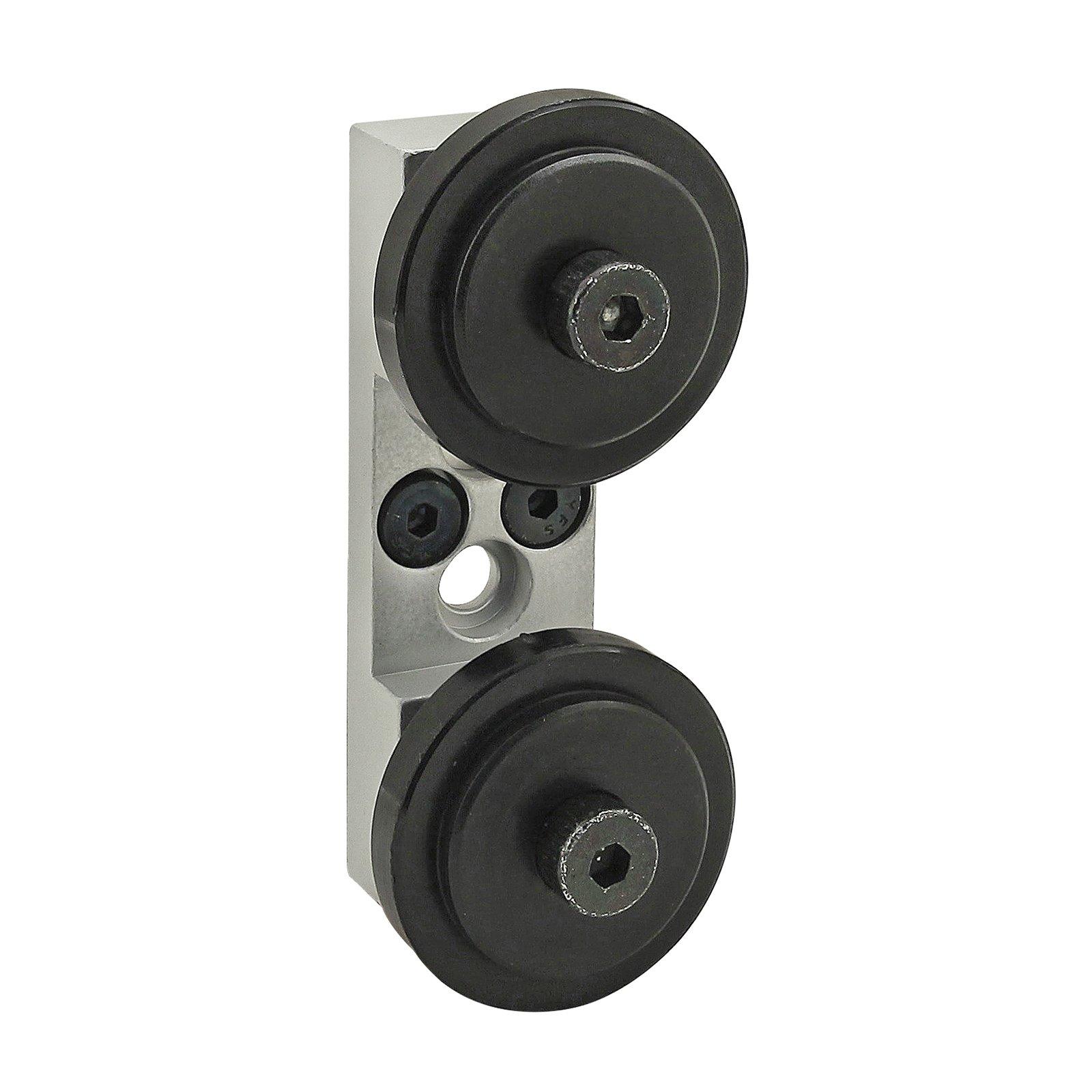 80/20 Inc., 2751, 10 Series, Roller Wheel Bracket Assembly