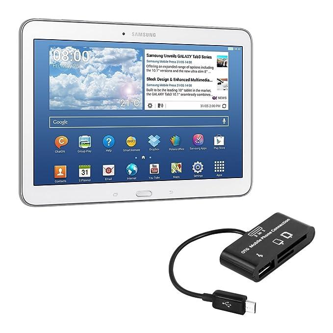 kwmobile 3en1 Tarjeta Micro Adaptador USB OTG Reader para ...