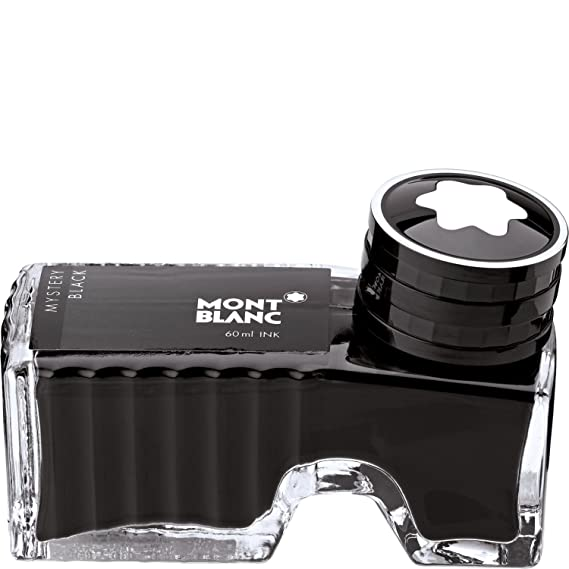 Review Montblanc Ink Bottle Mystery