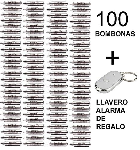 Outletdelocio. 100 bombonas co2 12gr. Umarex/Gamo/ASG para ...