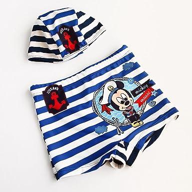 Ropa de baño Traje de baño niños Mickey Mouse Disney M 1-2 ...