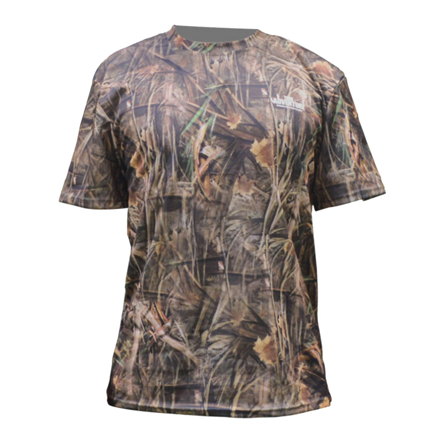 fd5b12e89fc19 Eamber Realtree Reed Camo Hunting Shirt Lightweight Breathable Quick-Dying T -Shirt Hunting Clothing for Jungle Hunting,Shooting, Airsoft, ...