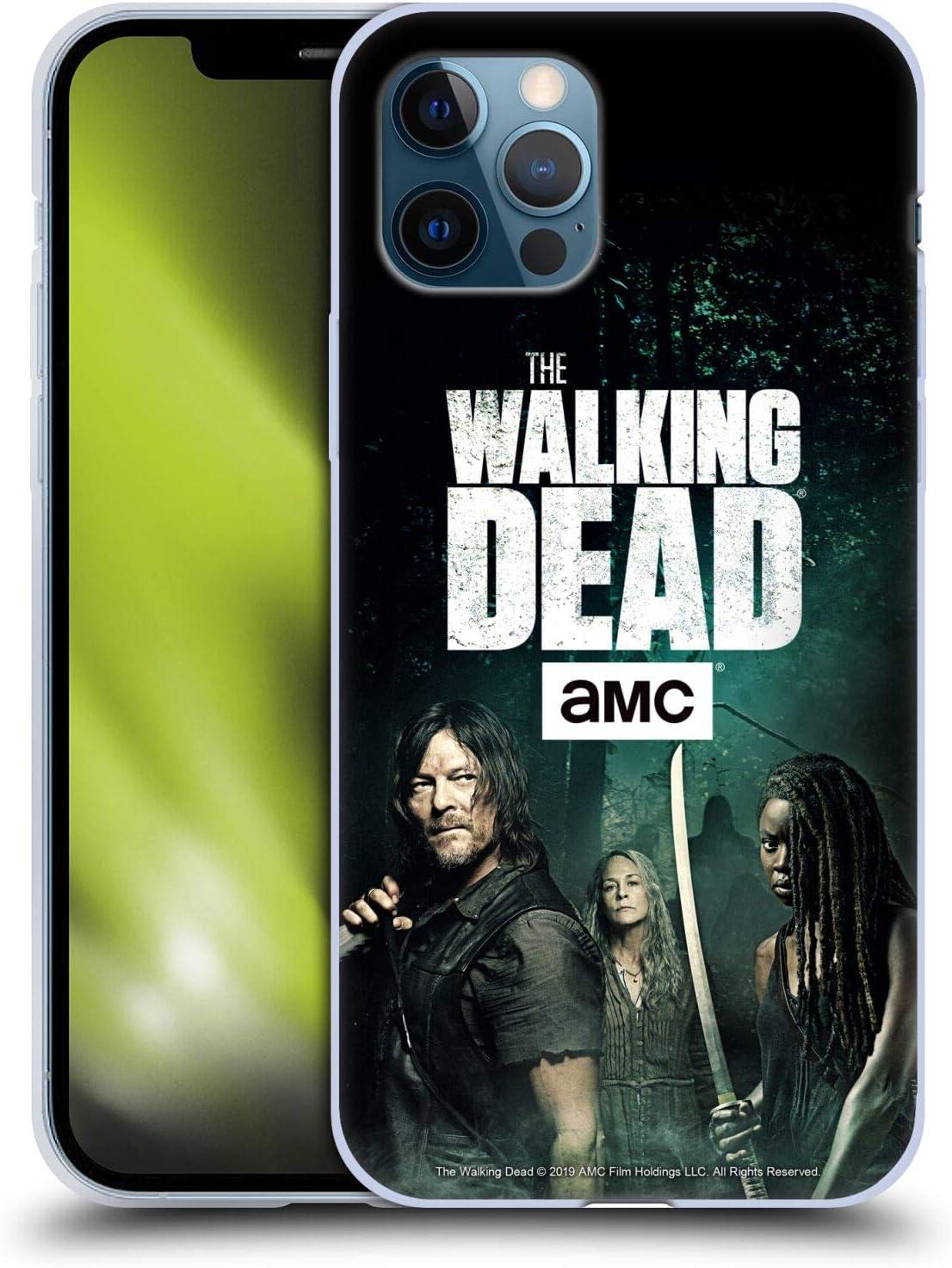 Head Case Designs Offizielle Amc The Walking Dead Elektronik